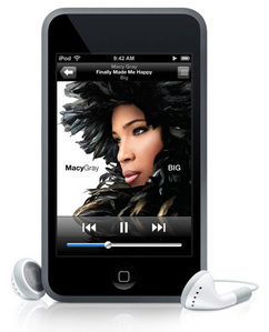 I have an iPod touch and its the bomb!!