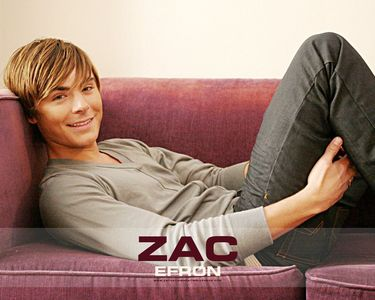 total drama series and Zac Efron