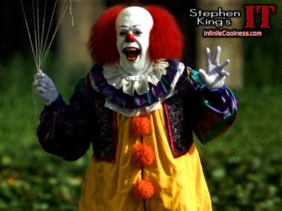It was Pennywise! He did it!