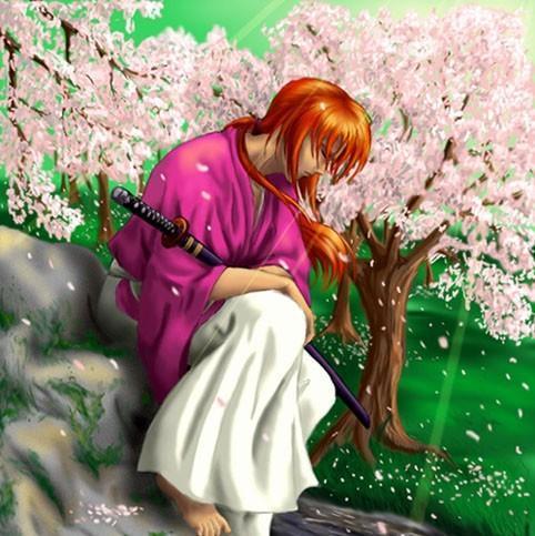 Himura Shinta <3 I also Любовь Albel Nox!! :)