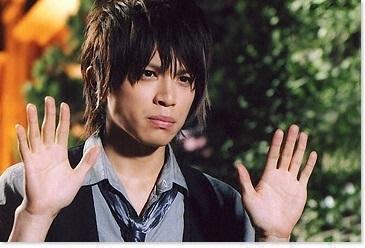 Kayashima Taiki - Yusuke Yamamoto from Hanazakari no kimitachi e. <3