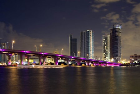I live in Serbia,but i would loooooooooooove to live in Miami..Its absolutely beautiful city and it is on the perfect location...On he see...I would give anything to go there...