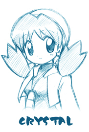 Chris from Pokemon Adventures.