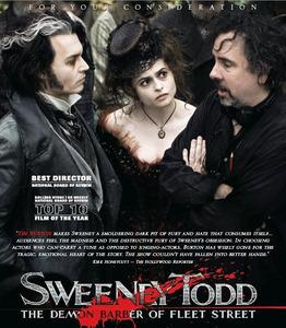I pag-ibig all his pelikula but.... 1)Sweeney Todd<33333 2)Pirates of the Caribbean 1,2,4 3)Secret Window.....
