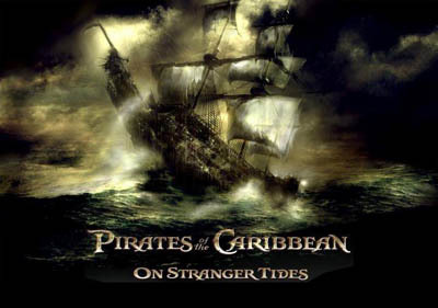 Pirates of the Caribbean Trilogy.... On Stranger Tides doesnt have Keira Knightley or Orlando Bloom in it. But it comes out May 20th, 2011!! yay!