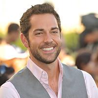 "Zachary Levi <3 =D known as Chuck from the TV ipakita ""Chuck"" :-)"