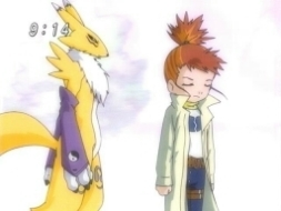 Rika Nonaka of Digimon Tamers.