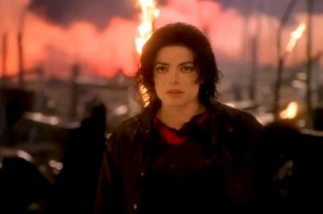 Probably Earth Song To me it's just so touching :)