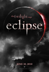 "It Showed A Really Cool Eclipse And Then The Words ""Eclipse"" Appered! Bella Was đọc The Thing In The Beggining Of The Actual Book! But Then bạn See How She Is Just Studding For A Final In The Meadow With Edward! It's A Really Cool Opening!"