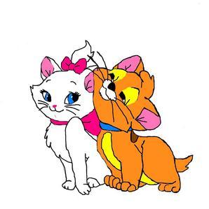 Cute डिज़्नी Kittens!