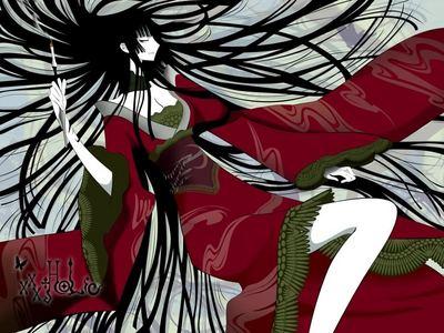 1.xxxHOLiC 2.Tsubasa 3.School Rumble