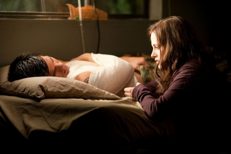 Well, I just got back from Eclipse and my saddest moments were; 1. When The NewBorn hurts Jacob :( I am Team Jacob FOREVER and I cant stop crying it just made me cry to hear him do that Dog-ish cry. 2. When Bella goes to visit Jacob after he got hurt. Just before that when Carlisle has to break his Bones te can hear him screaming :O And when she goes in he looks like hes about to die! Team Jacob..............x