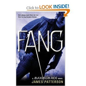 i know there is a book called Fang. i came out march,15 2010.