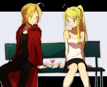 EDxWINRY FOREVAH!!!!! <3 <3 <3