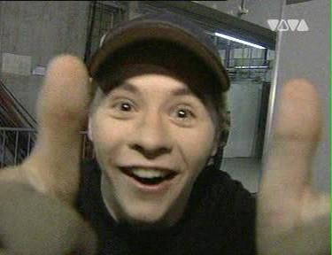 I think, that he's cute (;