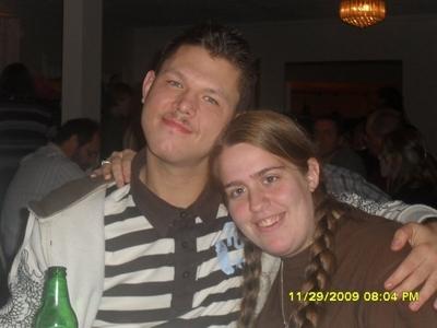 me and my boyfriend...