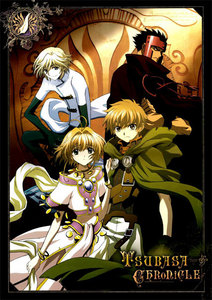 Of course Tsubasa Chronicles! :D Well, Ouran High School Host Club and FullMetal Alchemist are my other 收藏夹 :3