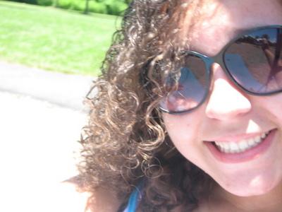 eff my stupid curly hair...