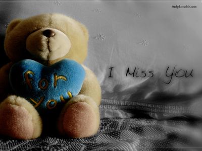 oh,sweety,...i'm gonna Miss u