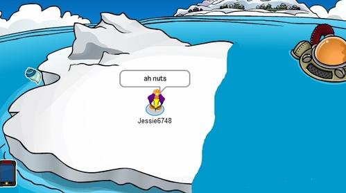 I tipped the iceburg...