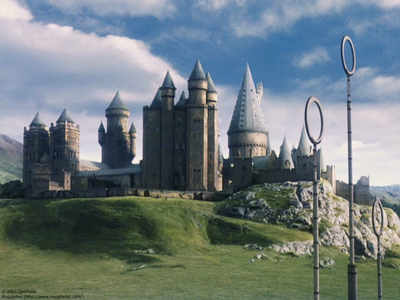 Hogwarts. I like a co-ed school, and I 愛 all the mischief that goes on there! Plus, they are right によって Hogsmede, and they've got such cool people working and attending there!