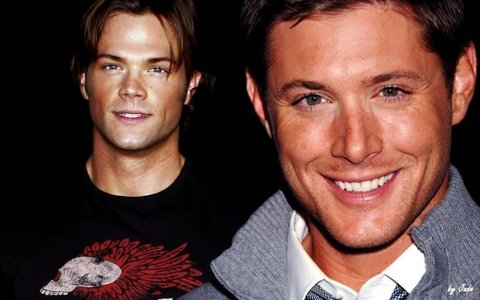 There are alot of great actors i like to name some Taylor Lautner Jared Padalecki Jensen Ackles Johhny depp will smith Kellan Lutz But I really pag-ibig these guys