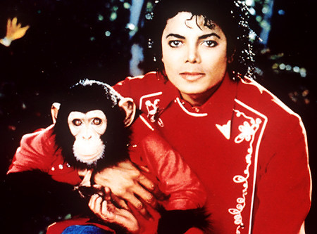 """YES its truee ! they sinabi it in a documentary called """"MIchael jackson & bubbles : the untold stroy"""""""