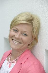Siv Jensen. She's a politician and the leader of my party.