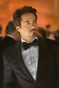 I would say ironman because he really came back and showed his fans that even after rehab he is back. he worked really hard to bring that character to life. plus hes smoking hott in it lol ;)as tu can see in the pic haha