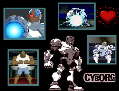 Cyborg ♥