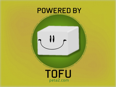cinta me some Tofu!!:)