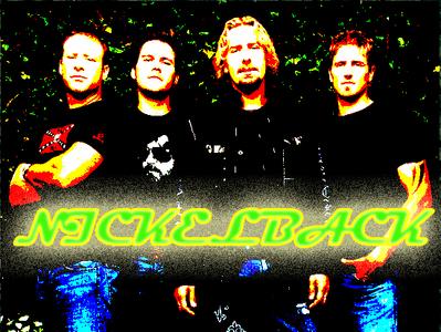Any song por NICKELBACK... My favorito! band ever <3