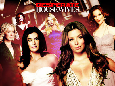 Desperate Housewives =P