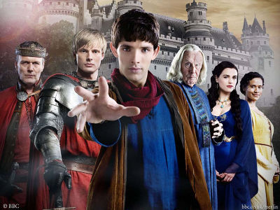 Merlin!!!!!! Is awesome!