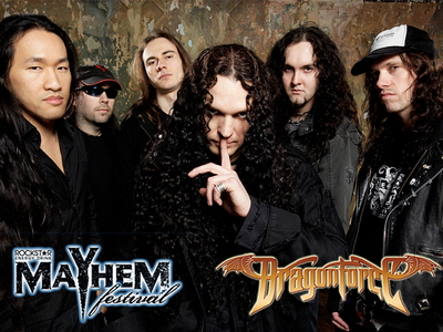 METAL!!!, DRAGONFORCE IS A POWER METAL BAND!!, I like a lot of musik but I chose metal