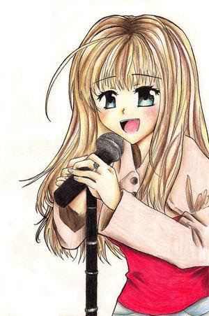 I like her!!!