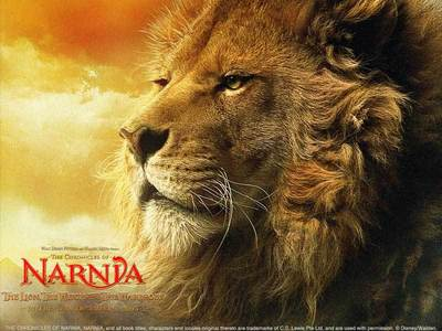 Narnia. Me and Aslan are BFFs.