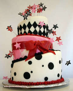 HAPPY BIRTHDAY!! Heres a pic of a cake!:)