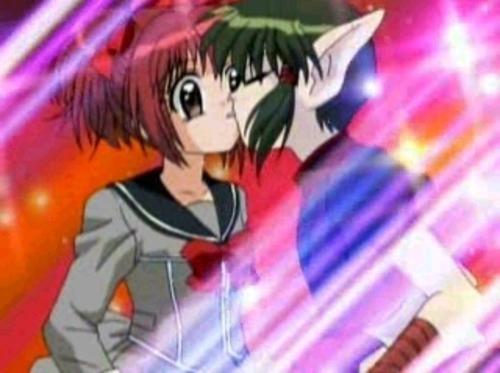Kisshu! Kisshu from Tokyo Mew Mew! ~♥♥♥~ Nya! >u<