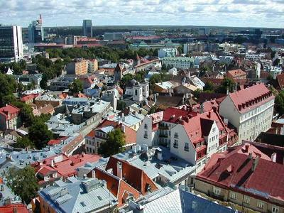 Estonia, (small country suivant to russia and finland) Where nothing ever happends.