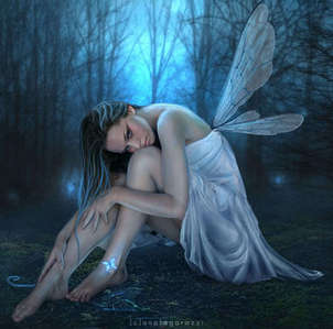If आप was a fairy what would आप look like ? Please add a picture !