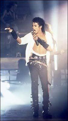 BAD!!! and Dirty Diana...