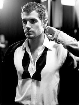 Henry Cavill: Charles Brandon from Tudors i think he's the hottest man alive