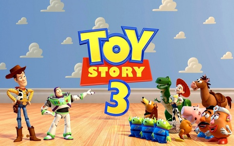 TOY STORY! ALL 3** :)