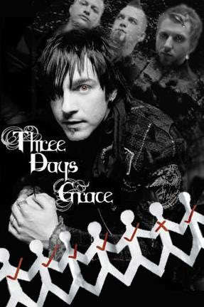 ok my fav song is gone forever द्वारा three days grace!!!!!!!!!!!!