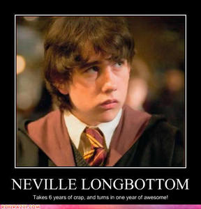 Neville is awsome. He is awsome in the کتابیں and in the فلمیں and he is just one big lump of lovely and awsomeness. Neville is awsome.