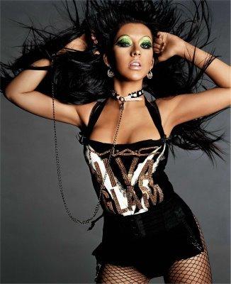 Christina Aguilera ; )