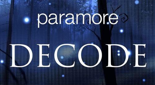 Decode-Paramore