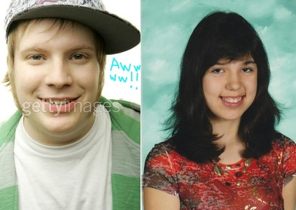 Patrick Stump is my soulmate!!, see, don't we look good together?