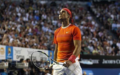 I am soooo sorry that rafa Остаться в живых against murray-australian open 2010.what do Ты think?is his knee injury so serious?